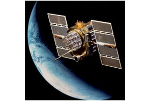 GPS satelit